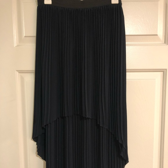 035301239c Forever 21 Skirts | High Low Accordion Pleated Skirt | Poshmark